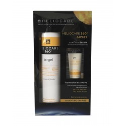 HELIOCARE 360º SPF50+ Airgel 200ML + Gel SPF50 25ML