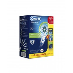 ORAL-B Cross Action Pro 600 + 2 Recambios