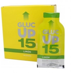 GLUC UP 15 Sabor Limon 10 Sticks