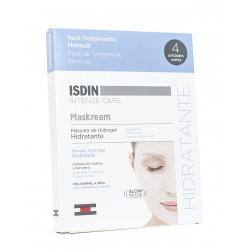 ISDIN Maskream Hidrogel Hidratante 4 Máscaras