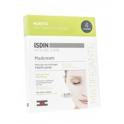 ISDIN Maskream Hidrogel Matificante 4 Máscaras