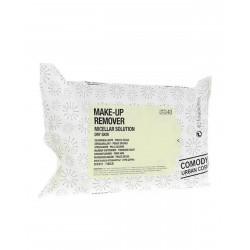 COMODYNES Make-Up Remover Dry Skin 40 Toallitas