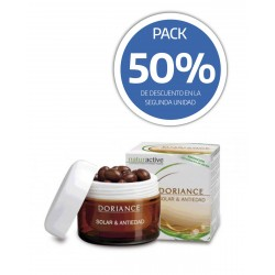 DORIANCE Pack Duo Solar & Antiedad 2x60 Cápsulas