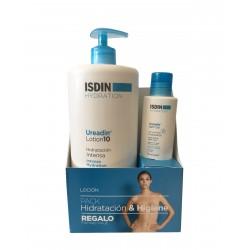ISDIN Ureadin Lotion 10 1000ML + 100 bath gel