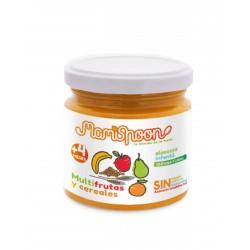 MAMISPOON Potito Ecologico Multifrutas y Cereales +4 Meses 180G