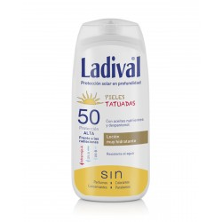 LADIVAL Pieles Tatuadas FPS50 200ML