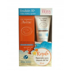 AVENE Emulsion SPF50 50ML + After Sun 50ML