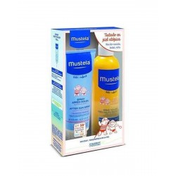 MUSTELA Leche Solar SPF50 300ML + After Sun Spray 125ML