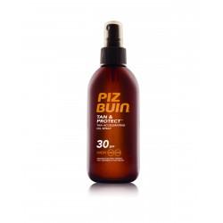 PIZ BUIN Tan&Protect Aceite Bronceador SPF30 150ML