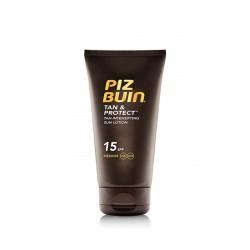 PIZ BUIN Tan&Protect Loción SPF15 150ML
