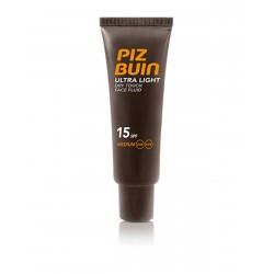 PIZ BUIN Ultra Light Dry Touch Cara SPF15 50ML