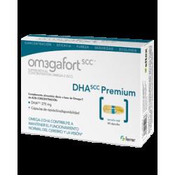 OM3GAFORT PREMIUM DHA 60 CAPSULAS