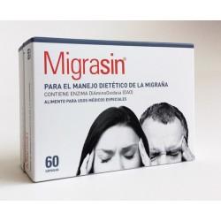 MIGRASIN Enzima DAO DUPLO (60+60 Cápsulas)