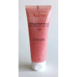AVENE gel exfoliante suavidad. 75ML.