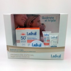 LADIVAL Pack Maquillaje Compacto Arena + Miniaturas