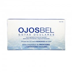 OJOSBEL colirio 1 frasco solución 8ml
