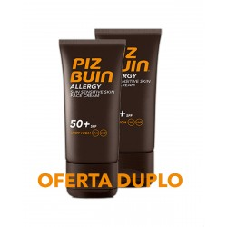 PIZ BUIN Allergy Crema Rostro SPF50 50ML