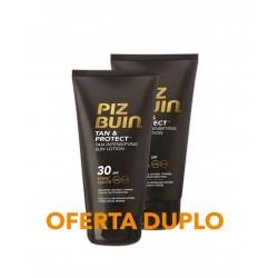 PIZ BUIN Tan&Protect Loción SPF30 150ML