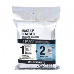 COMODYNES Make-Up Remover Normal Skin 2 Pasos.