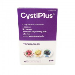 CYSTIPLUS 60 comprimidos