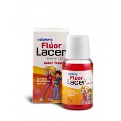 Colutorio LACER Flúor 0'2% Sabor Fresa 100ML