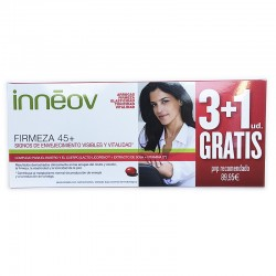 INNEOV Firmeza 45+ 3+1 Unidad Gratis