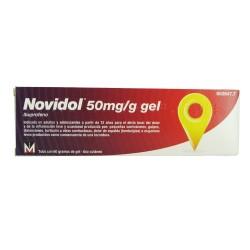 NOVIDOL Gel 50Mg/G 60G