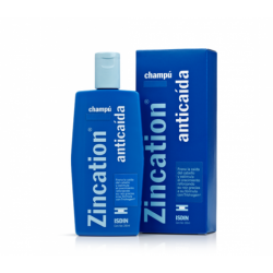 ISDIN Zincation Anticaída. Champú 200 Ml.
