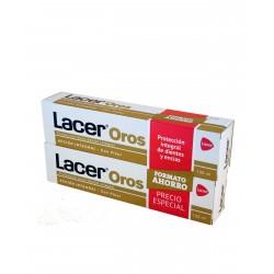 LACER Oros Pasta Dentrífica 2x125ML