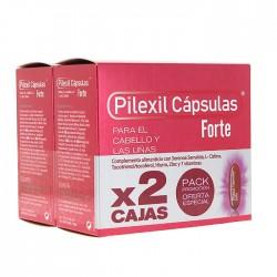Pilexil Forte 100 cápsulas LACER + 100 cápsulas