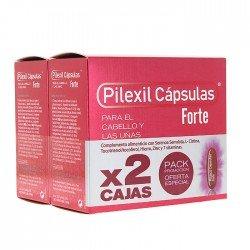 Pilexil Forte Anticaida 100 + 100 Cápsulas