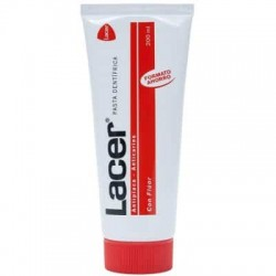 LACER Pasta Dental con Flúor 200ml