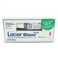 LACER Blanc Pasta d-Menta Dentrífica 125ML + Colutorio gratis