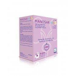 MANOSAR Kids 30 Sobres
