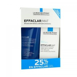 La Roche Possay PACK EFFACLAR MAT + GEL 200ML