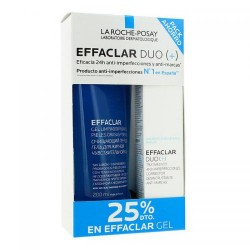 La Roche Possay PACK EFFACLAR DUO + GEL 200ML