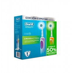 ORAL-B 2xVitality Crossaction Edición Especial