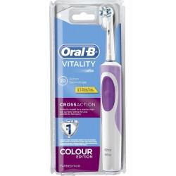 ORAL-B Vitality CrossAction Cepillo Eléctrico Naranja