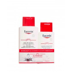 EUCERIN pH5 Skin-Protection Gel de Baño 200ML + Loción Hidratante GRATIS