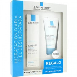 La Roche Possay Cofre Hydraphase Intense UV Ligera SPF20  + Hydraphase Intense Mascarilla 50ml