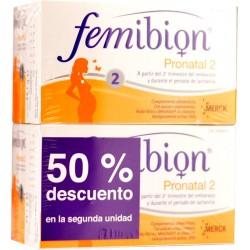 FEMIBION Pronatal 2 DUPLO 2x (30 Comprimidos + 30 Cápsulas)