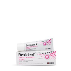 BEXIDENT Dientes Sensibles Gel Topico 50ML