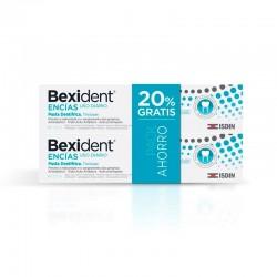 BEXIDENT Encias Uso Diario Pasta Dentifrica 2x125ML
