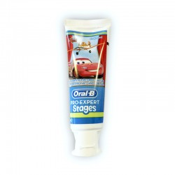 ORAL-B Pasta Pro Stages 3 Cars 75Ml.