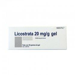 LICOSTRATA 20MG/G Gel. 30Gr.