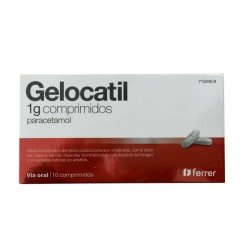 GELOCATIL 1G 12 Comprimidos