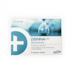 DONNA PLUS+ Menopausia 30 Cápsulas + 30 Comprimidos
