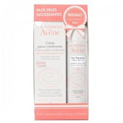 Avene Pack Crema Rica Pieles Intolerantes + Loción Limpiadora