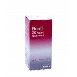 FLUMIL 20mg/ml Solución Oral 200ML