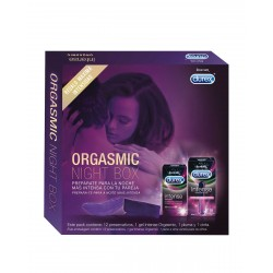 DUREX Estuche de regalo Orgasmic Night Box